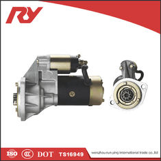 China Industrial Truck 12V Hitachi Starter Motor 2.8Kw High Performance Long Lifespan supplier