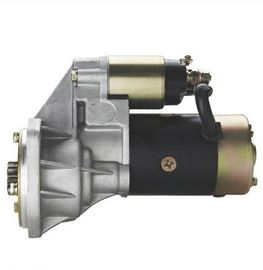 Industrial Truck 12V Hitachi Starter Motor 2.8Kw High Performance Long Lifespan ISUZU S13-136 4JB1