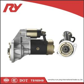 China Copper Hitachi Starter Motor Sliding Armature Driving 100% New 1 Year Warranty S13-136 ISUZU 4JB1 supplier