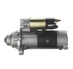 Wheel Loader Mitsubishi Electric Starter Motor Copper Or Aluminium Material  M8T60071 6D17