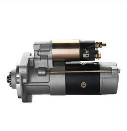 Motor Grader High Speed Nissan Starter Motor Auto Spare Parts For Agriculture M008T60171 23300-Z5570 FD6 FE6 CM80 CM90