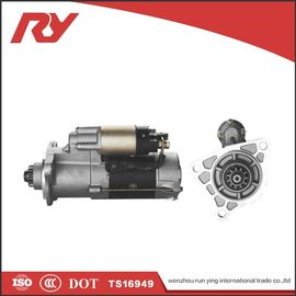 Silver Color ISUZU Starter Motor 30*18 Sliding Armature Driving Type M9T81471 1-81100-3412 6WA1 6WG1