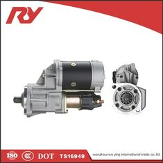 China Durable 30*18 Auto ISUZU Starter Motor CE Certification 89722-02971 0-24000-03120 4BG1 factory