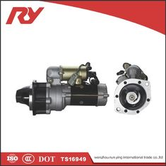 China Diesel Generator Mini Starter Motor Komatsu 600-813-4421 0-23000-1750 S6D95 PC200-5 factory