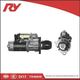 China Komatsu Engine Parts Nikko Starter Motor 0-2300-3153 With Long Service Life / CW Rotation S6D125 factory