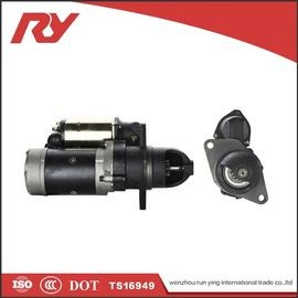 China Road Machinery Gear Reduction ISUZU Starter Motor For Farmland Infrastructure  0-23000-7292 1-81100-294-1 6SD1 factory