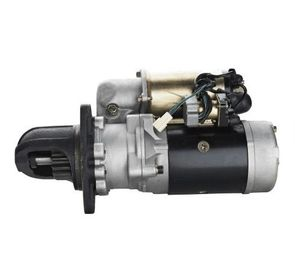 China Farm Machinery 15T Mitsubishi Starter Motor Silver Color Hs Code 8511409900 (0-23000-7171 37726-20200) S12RS16R factory