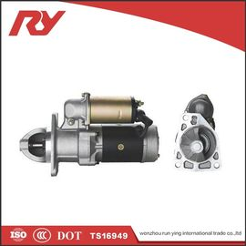 China Silver Color Auto Parts Automotive ISUZU Starter Motor 24V 7.4KW 12T 0-23000-7061 1-81100-275-1 10PD1 10PC1 factory