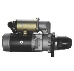 China Gear Reduction KOMATSU Light Starter Motor For Farmland Infrastructure 600-813-4311 0-23000-7671 S6D140 PC500 factory