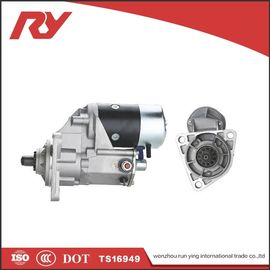 China 12V 2.5KW 11T Automotive Engine Starter Motor For Truck Mouted Crane 1-81100-191-0 (oil-proof)  6BD1 12V factory