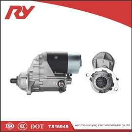 China Auto Spare Parts 24V  Truck Komatsu Starter Motor Nippondenso 10T  228000-4992 600-813-4130 PC200-6 S6D102 CE Marked supplier