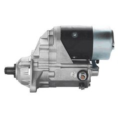 China KOMATSU Copper Material Generator Smart Starter Motor Sliding Armature 228000-4992 600-813-4130 PC200-6 S6D102 factory