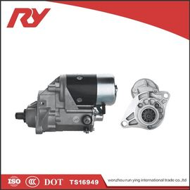 China Durable Nippondenso ISUZU Starter Motor Copper 24 Voltage Cw Rotation 11T  6HH1 024000-3040 factory