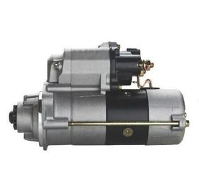China Durable Nippondenso Starter Motor For Truck Mouted Crane Silver Color 42800-5230 factory