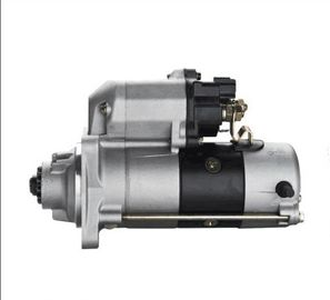 China Silver Color Automobile Nippondenso Cummins Starter Motor 42800-6110/3330 for Backhoe Loader CE factory