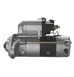 China Isuzu Concrete Mixer Truck Automotive Starter Motor , 12v 3kw 11t TS16949 2-90123-210-0 9742809-586 factory