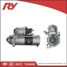 China 12V 3.5KW 10T Teeth Nippondenso Cummins Starter Motor For Asphalt Paver 100% New 1 Year Warranty factory