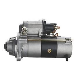 China Cummins 12V Nippondenso Starter Motor For Asphalt Paver 100% New 428000-7110 factory