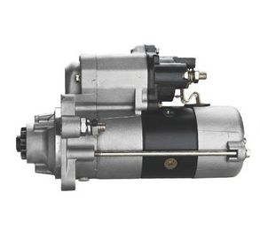 China Electric Car Parts Starter Motor 428000-7341 RE548694 With Good Quality 12V 3.5KW 10T factory