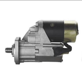 China 24V 4.5KW 11T KOMATSU Starter Motor Replacement Electromagnetic Operated Long Service Life 023000-1700 4D102 SK120 factory