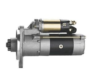 Hino Assembly Sawafuji Starter Motor 0365-602-0026 28100-2951C 911C extenal switch