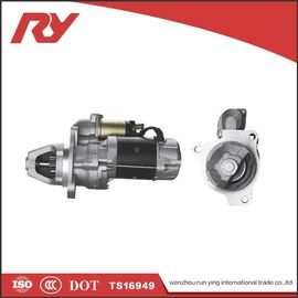 China Silver Color Electric Isuzu Starter Motor Sliding Armature Driving Type 6RB2 6QA1 6RQ1(0-23000-6091 1-811000-034-0) supplier