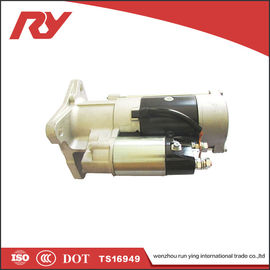 China 13T Aluminium Engine Starter Motor Hs Code 8511409900 TS16949 For MITSUBISHI 6DR5 4D34( M008T60271A ME049186) factory