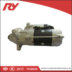 China Mining Truck Engine Starter Motor TS16949 Sliding Armature Driving Type 7.5Kw Power supplier