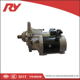 China 24v Auto Spare Parts Copper Material Isuzu Starter Motor Nikko Replacement1-81100-310-0 0-24000-3110 6HH1 factory