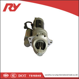 CE 100% New Engine Starter Motor Sliding Armature Driving Type TS16949 Isuzu 1-81100-137-0 9-8210-0206-0 DA120/220/640