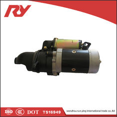 China Aluminium Material High Torque Starter Motor Electromagnetic Operated Control System supplier