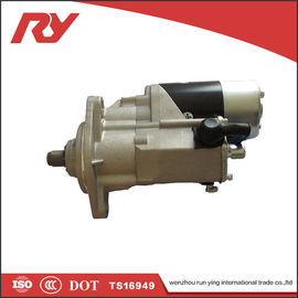 Electric  Diesel Isuzu Vehicle Starter Motor 24V 4.5Kw 1-81100-191-0 6BB1 6BD1