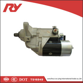 China All Terrain Crane Truck Starter Motor , High Torque Starter Motor 024000-3040 supplier