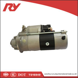 China Road Machinery Truck Starter Motor 3KW Metal Shell 42800-5230 Long Service Life supplier