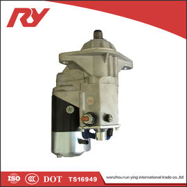 China 24v 4.5kw 11t Car Auto Parts Isuzu Industrial Motor Starters 128000-8064 6HE1 factory