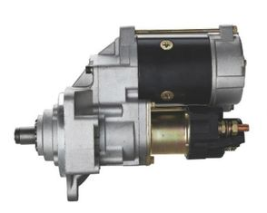 China Komatsu Nikko Starter Motor High Torque Auto Parts 0-24000-03082 6BG1 factory