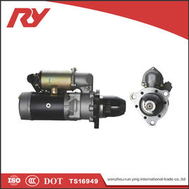 China Komatsu Farmland Infrastructure Car Starter Motor For 600-813-9322 PC500 factory