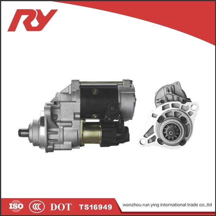 24v Auto Spare Parts Copper Material Isuzu Starter Motor Nikko Replacement1-81100-310-0 0-24000-3110 6HH1 supplier