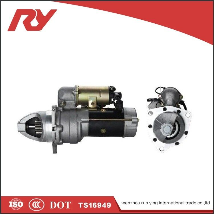 Nissan Professional TS16949 Nikko Durable High Speed Starter Motor S6D105 PC200-3(600-813-4120 0-23000-1231) supplier