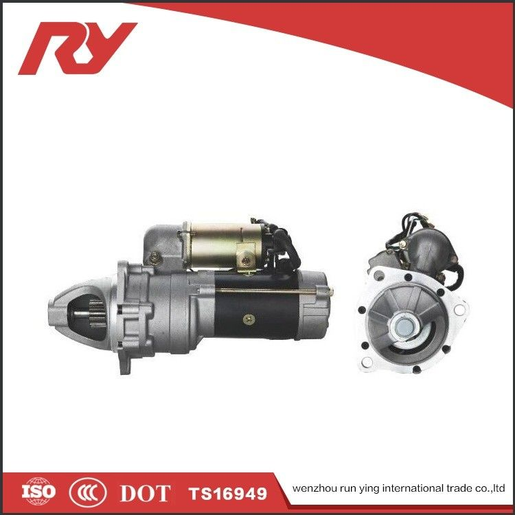 Car Accessory 24V 5.5KW 11T Auto Parts Isuzu Starter Motor HS Code 8511409900 (0-23000-1670 1-8100-259-0)6BD1 oil-proof supplier