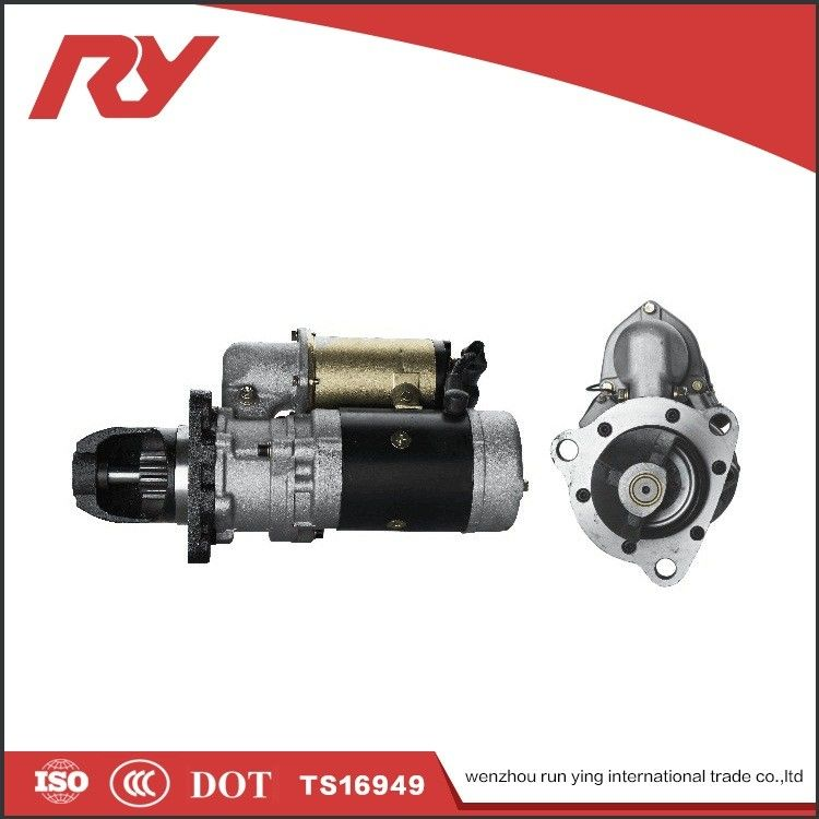 KOMATSU Nikko Starter Motor Car Accessories 600-813-4311 0-23000-7671 S6D140 PC500 supplier