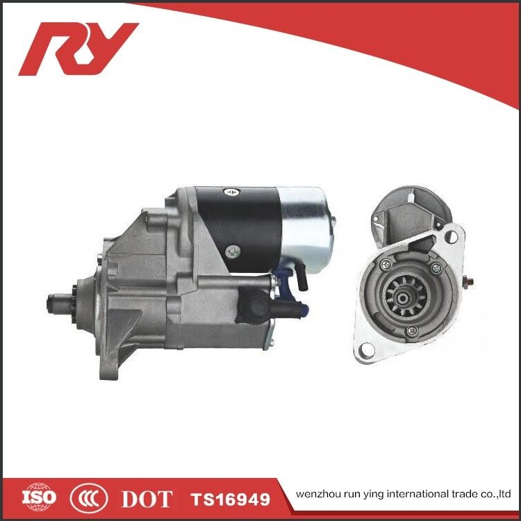 Toyota Road Roller Engine parts 24V Nippondenso Starter Motor 028000-8070 W04D supplier