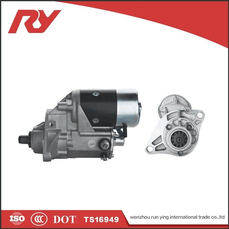 ISUZU Durable Nippondenso Starter Motor Copper 24V CW 11T 6HH1 024000-3040 supplier