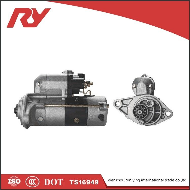 Isuzu Magnetic 12V 3KW 11T Vehicle Starter Motor2-90123-210-0 9742809-586 supplier