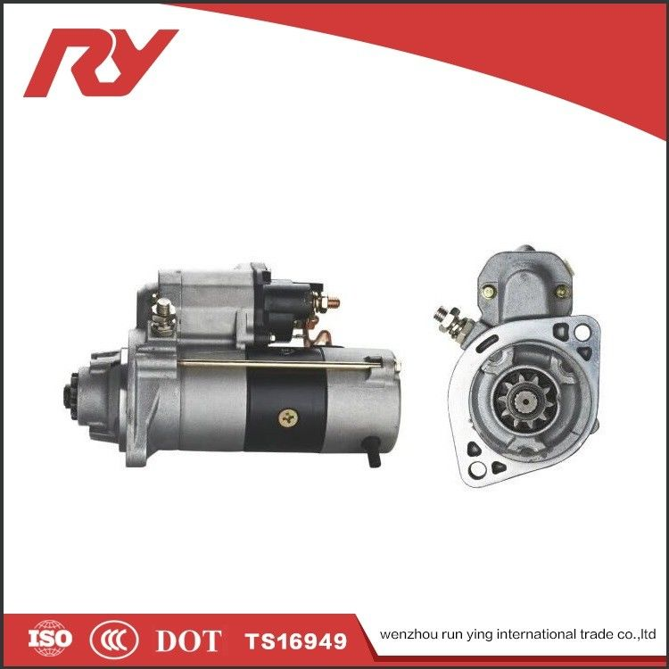 Cummins 12V Nippondenso Starter Motor For Asphalt Paver 100% New 428000-7110 supplier