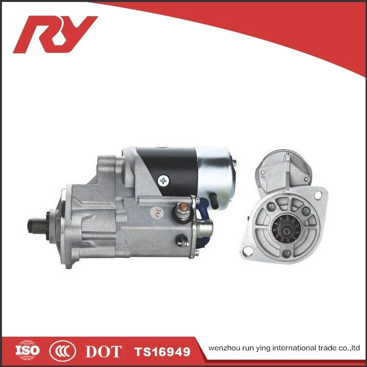 Sliding Armature Nippondenso Starter Motor Assembly HINO 0355-502-0016 J08C supplier