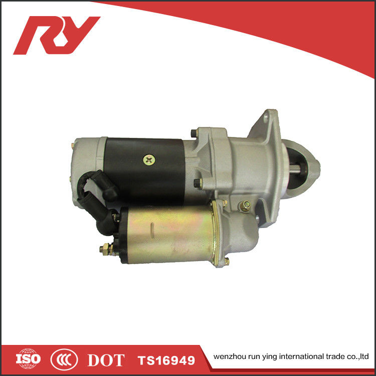 ISO9001 TS16949 Nikko Starter Motor Hs Code 8511409900 Copper Material Isuzu 0-23000-7061 1-81100-275-1 10PD1 10PC1 supplier