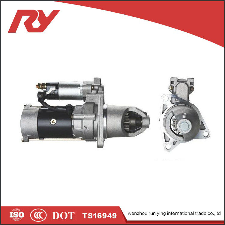 Auto Electrical Parts Mitsubishi Starter Motor M3T95082 Engine 6D22 supplier