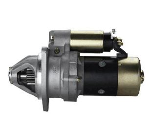 China 24V Hitachi Starter Motor Sliding Armature Driving Aluminium 23300-Z5505 S25-110A distributor