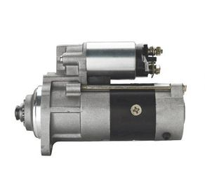 China M008T7041 Mitsubishi Starter Motor Silver Color With One Year Warranty distributor